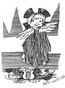 Autorem ilustracji jest artysta-grafik Leszek Frey-Witkowski